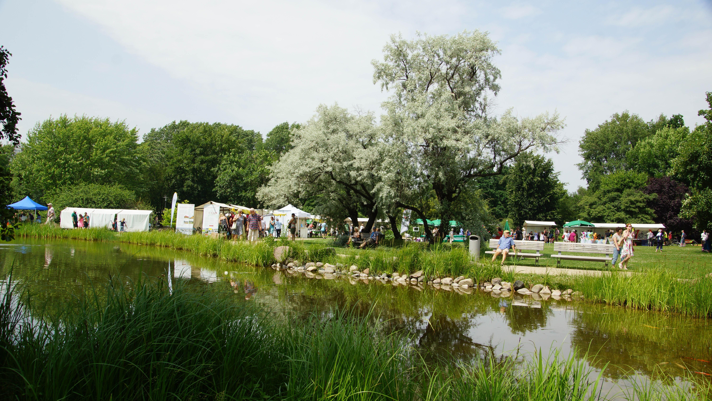 40 Jahre Marzahn Hellersdorf | Hellersdorfer Gartenfreunde